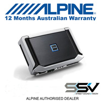 Alpine X-A90V  4 Channel + Mono Amplifier