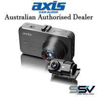 AXIS ZOOM+2 HD CAMERA DASH CAM with GPS