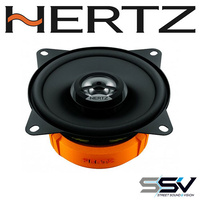 Hertz DCX 100.3 Two way coaxial, 4inch speaker
